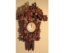 Hettich Uhren Exclusive Cuckoo Clock 8-day rack strike movement