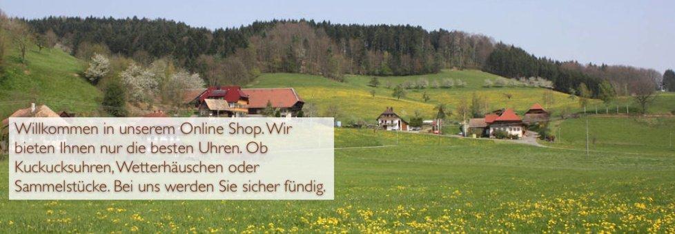 Willkommen bei schwarzwalduhren-shop.de