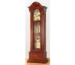 Hettich Uhren Grand-père exclusive Horloge No.35-50 noyer peint dans la Forêt-Noire fait Dimensions: 208x65x35cm 3 - mélodies percussion