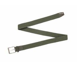 MARTIJN Elastische riem MARTIJN groen 105 cm