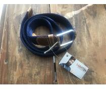 MARTIJN Elastische Guertel MARTIJN  dunkelblau 120 cm