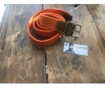 MARTIJN Elastische Guertel MARTIJN  orange 120 cm