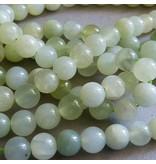 Jade Perle 8 mm - australische Jade