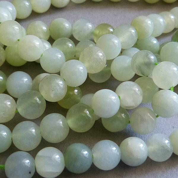 Jade Perle 6 mm - australische Jade