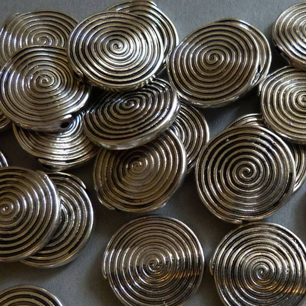 Metall Perle - 10 mm