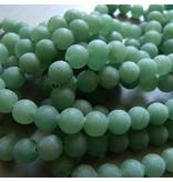Aventurin Perle 8,5 mm - matt