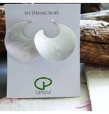 Campur GmbH 1 Paar Silber Stecker