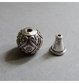 Guru Perle / 3 Loch Perle - 15 mm
