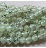 Prehnit Perle 6,3  mm