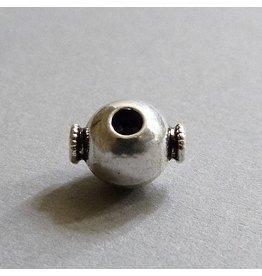 3 Loch Perle / Guru Perle - 13 mm