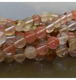 Cherry Quarz Perle 6 mm