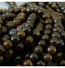 Bronzit Perle 12 mm