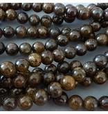 Bronzit Perle 8 mm