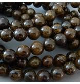 Bronzit Perle 6 mm