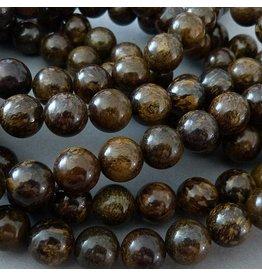 Bronzit Perle 6,3 mm
