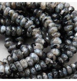 Larvikit Perlen Strang 4 mm