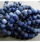 Sodalith Perle 6 mm - matt