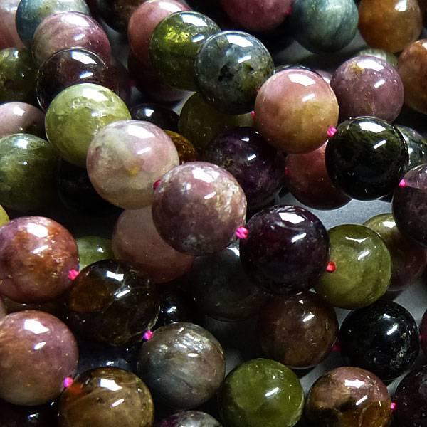 Turmalin Perle 8 mm