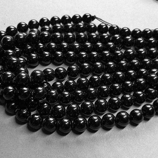 Turmalin Perle 6 mm