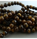 Tigerauge Perle 8,4 mm