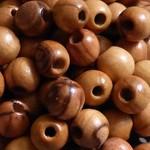 Holz Perlen
