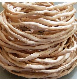 Habotai Seidenbänder Seidenband zartrosa - 3 mm - 1,10 Meter