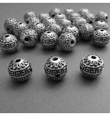 3 Loch Perle / Guru Perle - 15 mm