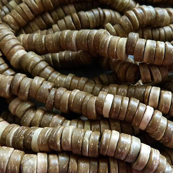 Kokosnuss Scheibe 9 mm
