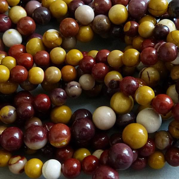 Mookait Perle 8,5 mm
