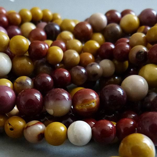 Mookait Perle 8 mm