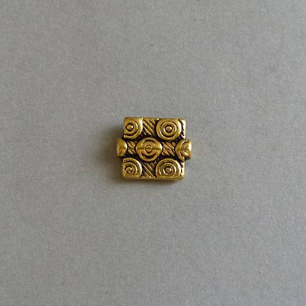 Metall Perle  - 12 mm