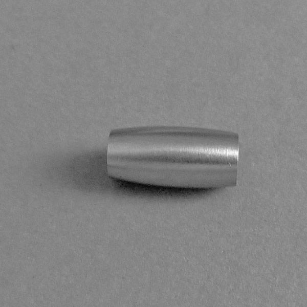 Edelstahl Magnet Verschluss - 15 mm