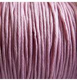 Griffin GmbH 5 Meter Baumwollband - 0,8 mm rosa