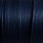 Baumwollbänder gewachst - 0,8 mm Stärke