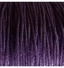 Griffin GmbH 5 Meter Baumwollband - 0,8 amethyst