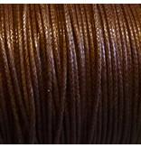 Griffin GmbH 5 Meter Baumwollband - 0,8 dunkelbraun