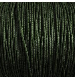 Griffin GmbH 5 Meter Baumwollband - 0,8 grün