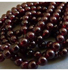 Granat Perle 10 mm
