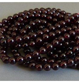 Granat Perle 8 mm
