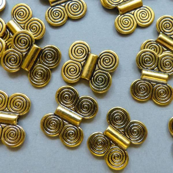Metall Perle  - 20 mm