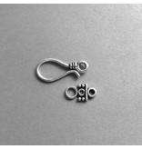 S-Haken Verschluss 20 mm