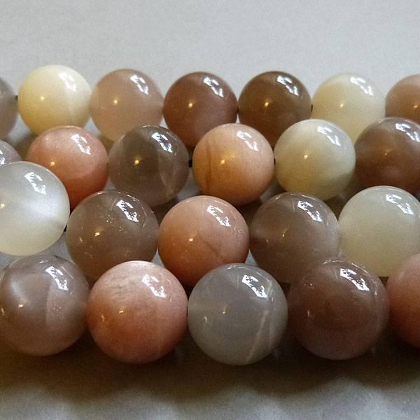 Mondstein Perle 12 mm