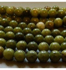 Jade Perle 10,5 mm - chinesische Jade