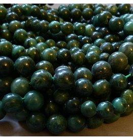 Jade Perle 8,3 mm - afrikanische Jade