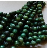 Jade Perle 10 mm - afrikanische Jade