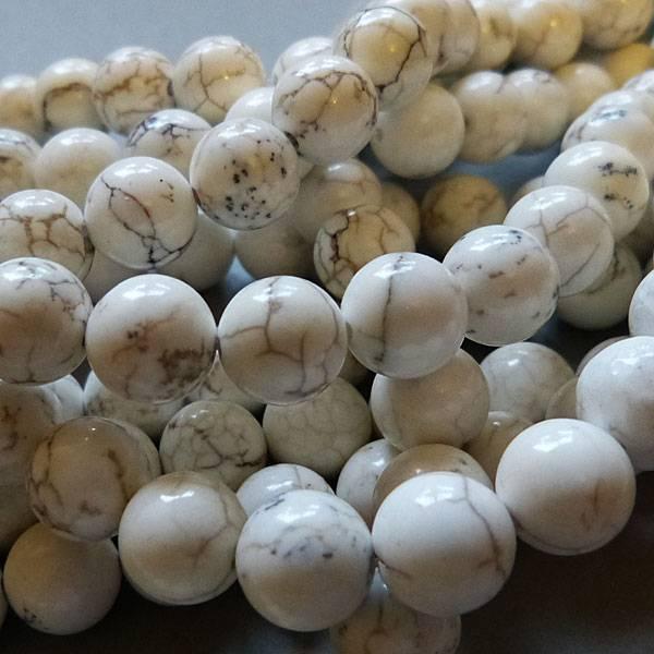 Howlith Perle 10,3 mm