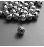 3 Loch Perle / Guru Perle  - 10 mm