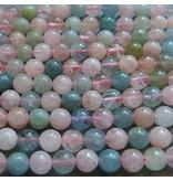 Morganit Perle 8 mm