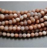 Sonnenstein Perle 6,3 mm - matt