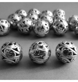 Metall Perle - 15 mm